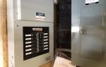 12 circuit transfer panel