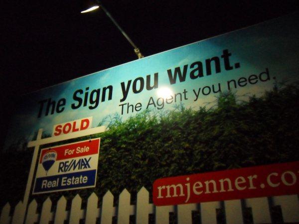 Solar sign lighting in Jennersville Pa.