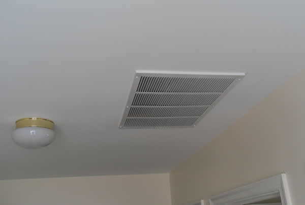 This Whole House Fan Pictured Below Has R38 Insulation To Prevent Hot Or Cold Air From Coming In And The Insulated Doors Open Automaticly When Is