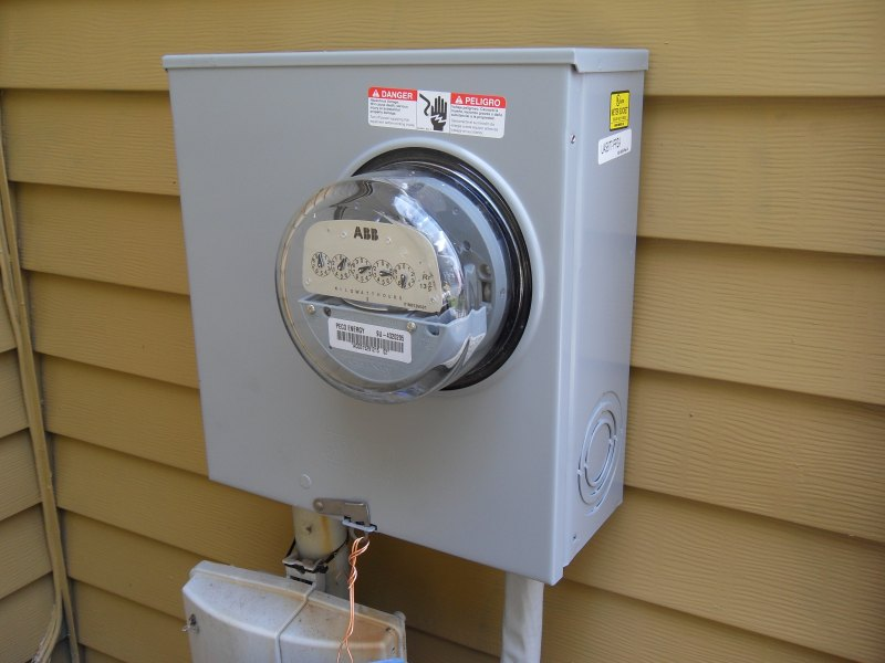Install Utility Meters : Home electrical straight dope message board