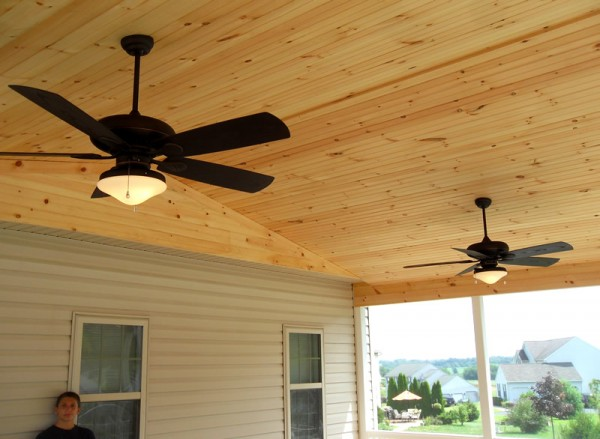 Outdoor Ceiling Fan Options | Southern Chester County Electric