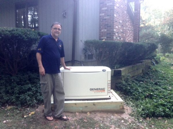The Generac Evolution Controller | Southern Chester County Electric